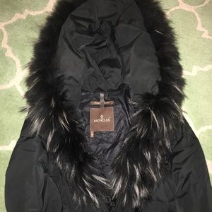 Moncler Jackets & Coats - Moncler long black coat